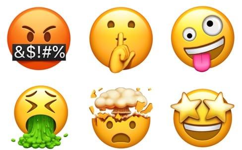 Les nouveaux emojis d'iOS11.1 s'affichent en bêta