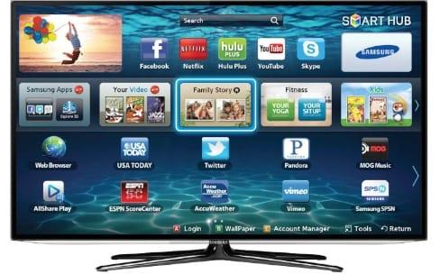 De la recopie vidéo sur des Smart TV Samsung, sans AirPlay