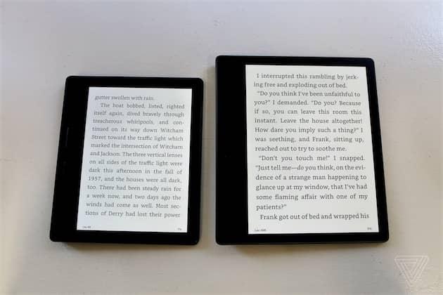 Ancien modèle à gauche, contre nouveau modèle à droite. Image The Verge. Cliquer pour agrandir