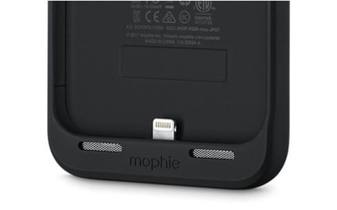 coque rechargeable iphone 8 plus apple mophie