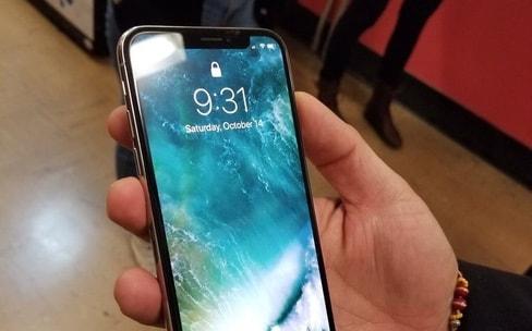 Foxconn aurait livré les premiers iPhoneX