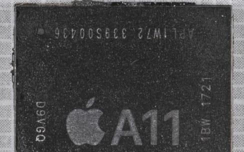 L'A11 Bionic est puissant, mais pas autant qu'Apple l'aurait voulu