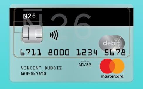 N26 devrait être compatible avec Apple Pay cette semaine