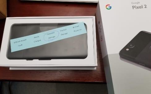 Google enchaîne les problèmes avec ses Pixel2
