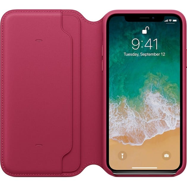 coque iphone x reflet