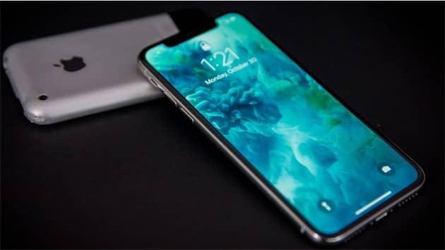 Le premier et le dernier iPhone. Cliquer pour agrandir