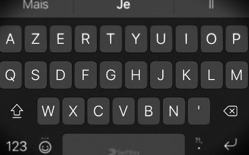 iOS 11.1 : le bogue du clavier est toujours là mais…