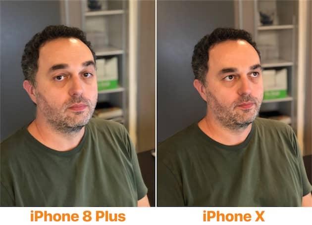 Deux photos en mode portrait. Cliquer pour agrandir