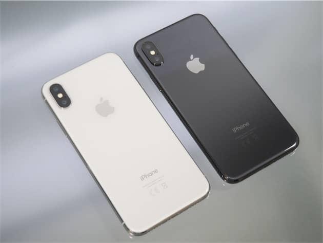 Argent (gauche) ou gris sidéral (droite) ? Cliquer pour agrandir