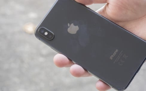 L'iPhone X est un très bon appareil photo, selon DxOMark