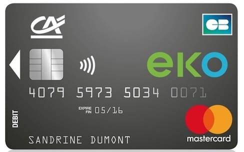 EKO, la banque mobile sans Apple Pay du Crédit Agricole arrive