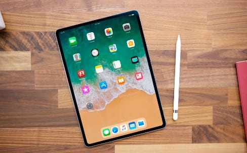 iPad Pro en 2018 : moins de bordures, Face ID à la place de Touch ID ?
