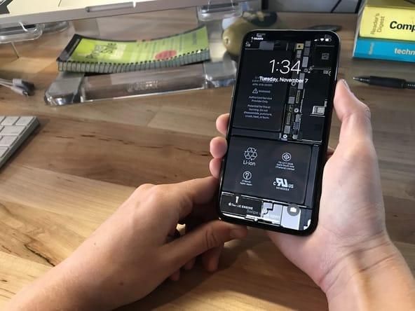 Des Fonds D écran Transparents Pour L Iphone X Igeneration