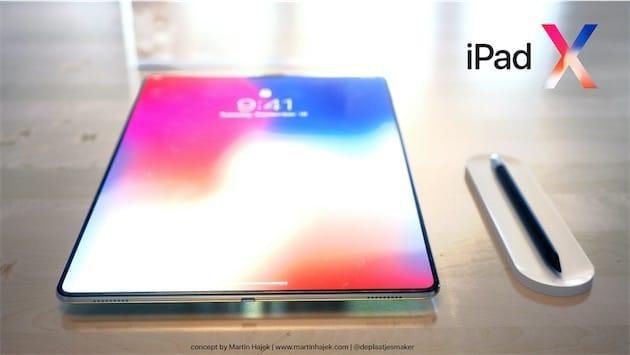 Plus de cœurs pour l'A11X des iPad 2018 | iGeneration