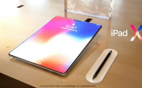 L'iPad classé X de Martin Hajek