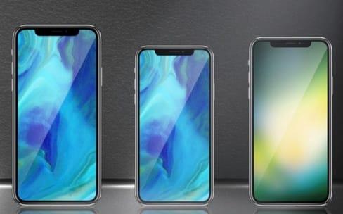 En 2018, encoche pour tous les iPhone et un modèle LCD de 6,1'' abordable