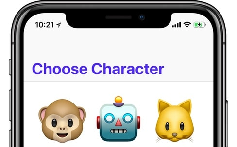 AnimojiStudio libère les animojis de Messages