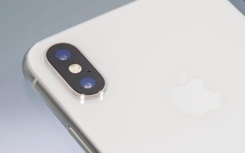 Un capteur 3D au dos de l'iPhone en 2019, selon Bloomberg