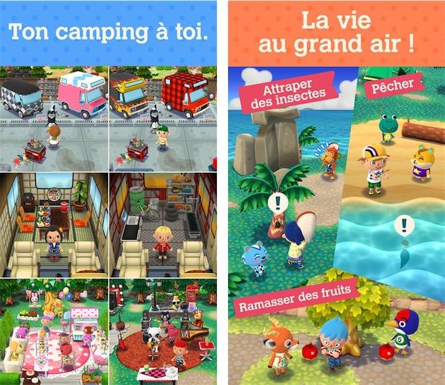 Animal Crossing Pocket Camp est arrivé sur l'App Store ...