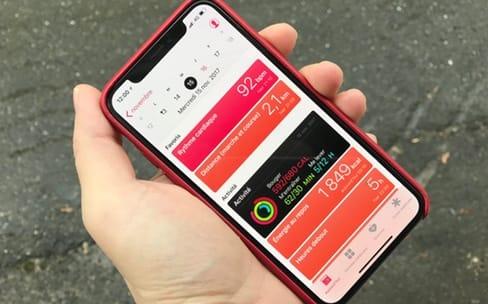 L'app Santé permet de confondre le suspect d'un viol et d'un meurtre