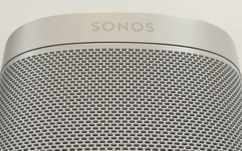 Test de l'enceinte connectée Sonos One