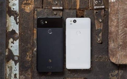 Android 8.1 réveille la puce Visual Core des Pixel 2 et 2 XL
