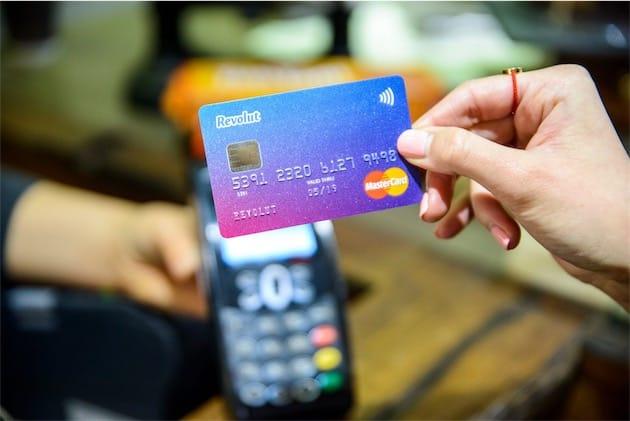 De plus en plus de banques et de sociétés de la «fintech»proposent des assurances pour smartphones en plus de leurs produits financiers. Image Revolut.