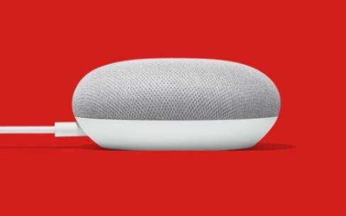 Nest fait cadeau d'un Google Home Mini pendant un mois