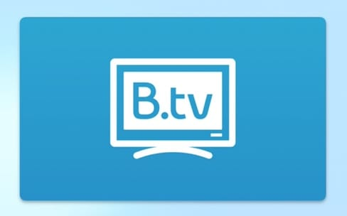 L'application B.tv bientôt en version finale sur Apple TV