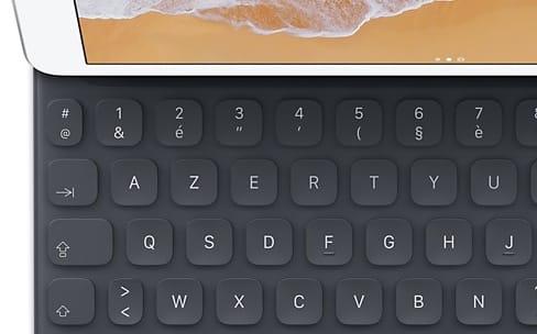 Le Smart Keyboard ne répond parfois plus à l'appel de l'iPad Pro