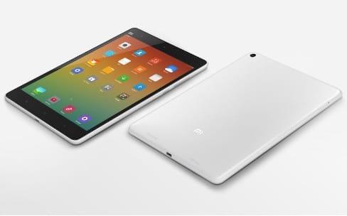 En Europe, Xiaomi obligé de remballer le Mi Pad trop proche de l'iPad