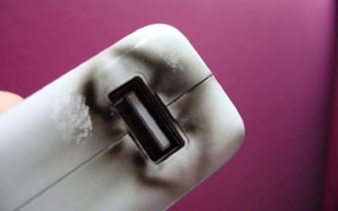 98% des copies de chargeurs d'iPhone sont dangereuses