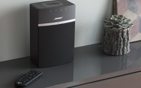 Promos: enceinte connectée SoundTouch10 de Bose à 175€ et un aspirateur robot (et caméra) à 200€