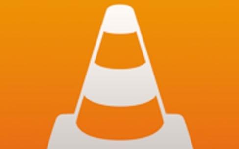 VLC plein écran sur l'iPhone X