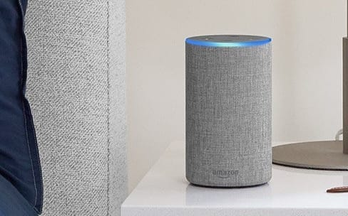 Amazon Music Unlimited en Belgique, avec l'enceinte Echo