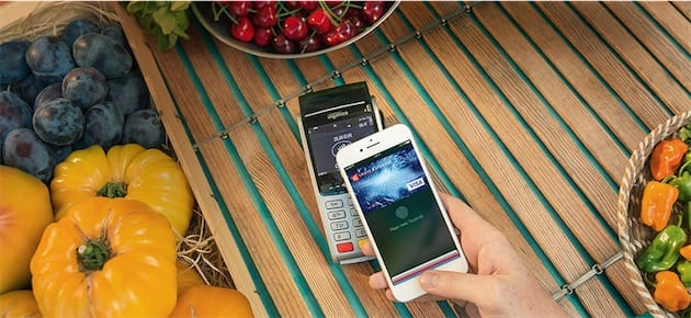 Apple Pay. Image Caisse d'épargne.