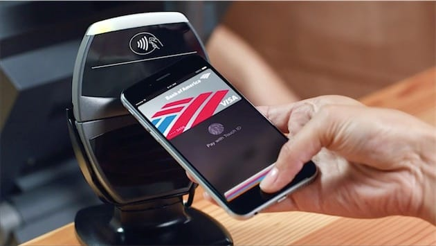 Apple Pay. Image Apple.