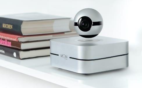 Moon, une caméra de surveillance en lévitation
