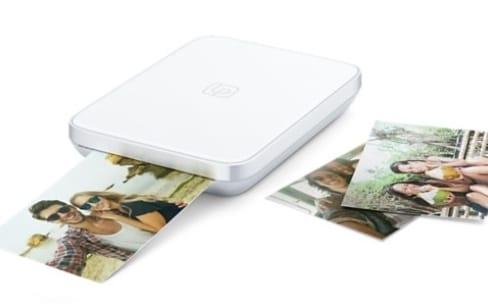 Lifeprint, une imprimante photo portable «à réalité augmentée»