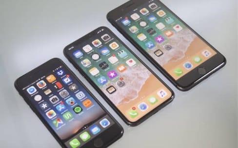 En 2017, l'iPhone 8 et l'iPhone X ont été très recherchés sur Google