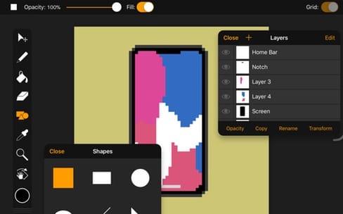 La souplesse d'une app de bureau sur iPad avec PanelKit 2.0