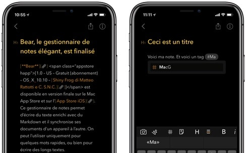 Twitterrific, Bear et Solitaere noircissent leur interface pour l'iPhone X