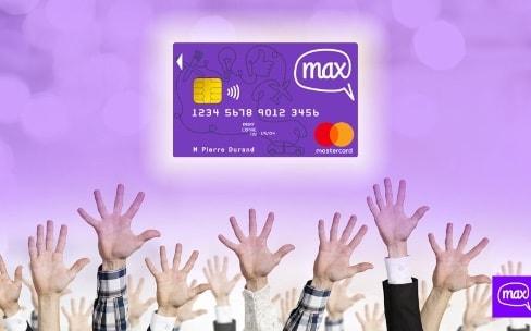 Max, l'assistant bancaire du Crédit Mutuel Arkéa, est disponible