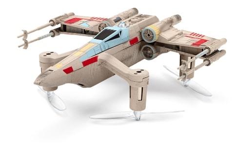 Les drones Star Wars disponibles à temps pour Noël