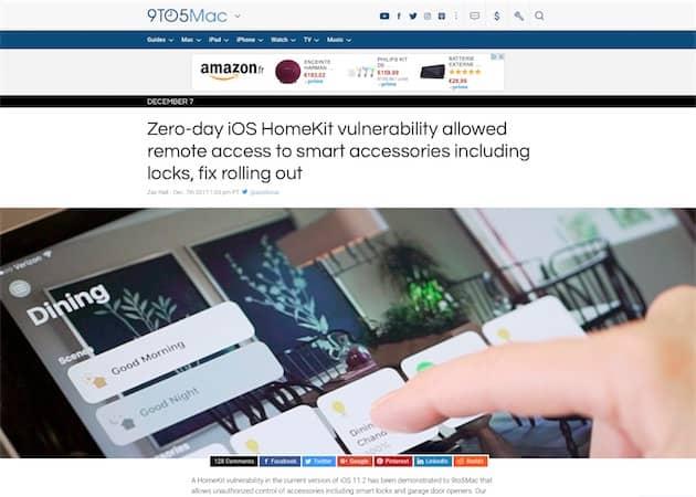 L'article publié sur 9To5Mac. Cliquer pour agrandir