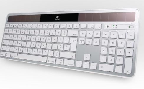 Logitech offre une seconde vie à son clavier solaire K750