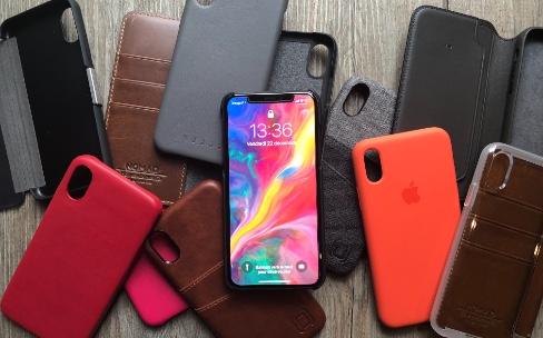 iPhoneX : sélection d'étuis et de coques