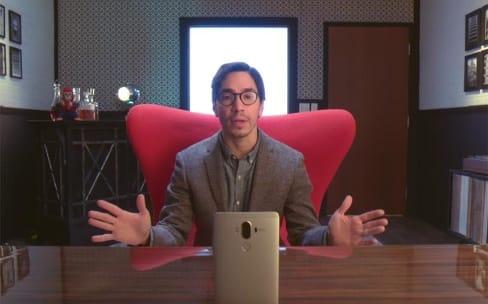 Justin Long, le «monsieur Mac », devient le visage de Huawei