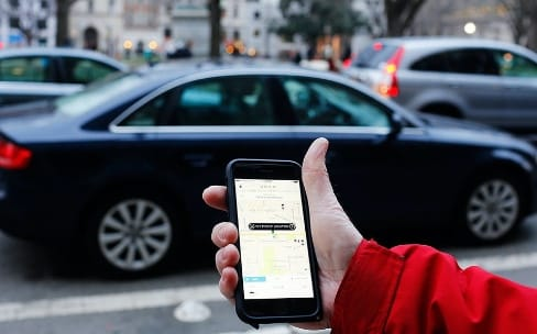 Uber provoque son divorce, il réclame 45 millions d'euros