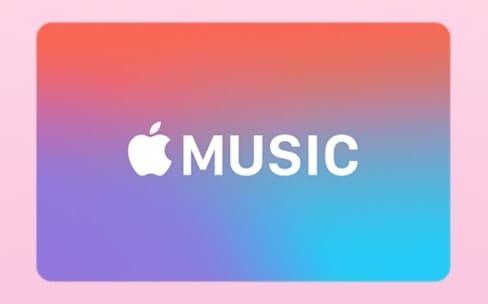 Fin des cartes cadeaux Apple Music dans les produits Beats